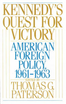 Kennedy's Quest for Victory (Heftet)