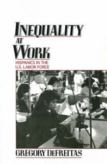 Inequality at Work av Gregory DeFreitas (Innbundet)