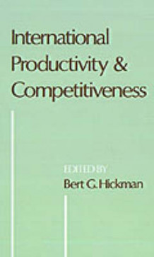 International Productivity and Competitiveness (Innbundet)