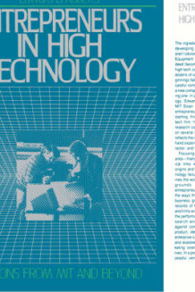 Entrepreneurs in High Technology av Edward B. Roberts (Innbundet)