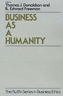 Business as a Humanity (Innbundet)