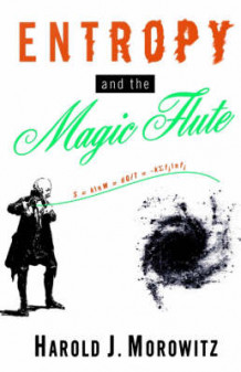 Entropy and the Magic Flute av Harold J. Morowitz (Innbundet)