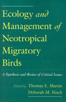 Ecology and Management of Neotropical Migratory Birds (Heftet)