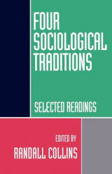 Omslag - Four Sociological Traditions