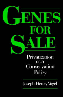 Genes for Sale av Joseph Henry Vogel (Innbundet)