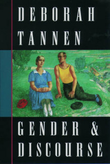 Gender and Discourse av Deborah Tannen (Innbundet)
