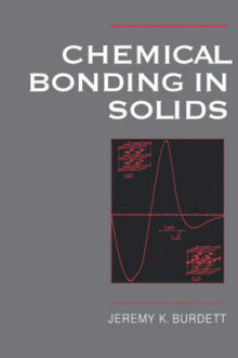 Chemical Bonding in Solids av Jeremy K. Burdett (Heftet)