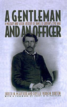 A Gentleman and an Officer av James B. Griffin (Innbundet)