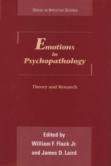 Emotions in Psychopathology (Innbundet)