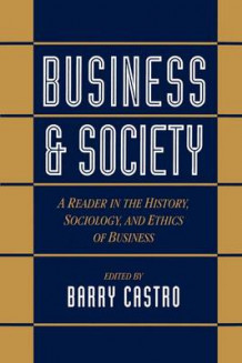 Business and Society (Heftet)
