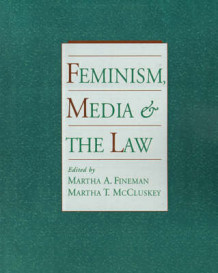 Feminism, Media and the Law (Heftet)
