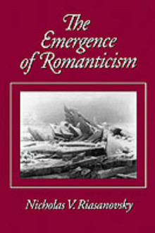 The Emergence of Romanticism av Nicholas V. Riasanovsky (Heftet)