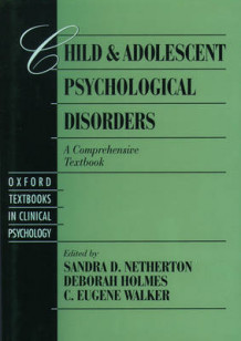 Child and Adolescent Psychological Disorders (Innbundet)