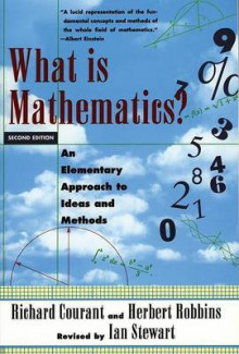 What Is Mathematics? av Richard Courant og Herbert Robbins (Heftet)