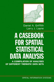 A Casebook for Spatial Statistical Data Analysis av Daniel A. Griffith og Larry,J. Layne (Innbundet)