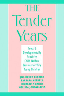 The Tender Years av Jill Duerr Berrick, Barbara Needell, Richard P. Barth og Melissa Jonson-Reid (Heftet)
