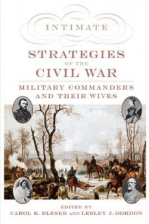 Intimate Strategies of the Civil War (Innbundet)