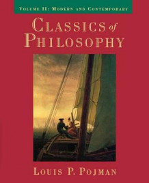 Classics of Philosophy: Modern and Contemporary Volume 2 (Heftet)