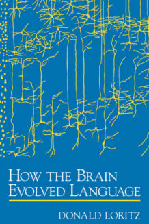 How the Brain Evolved Language av Donald Loritz (Innbundet)