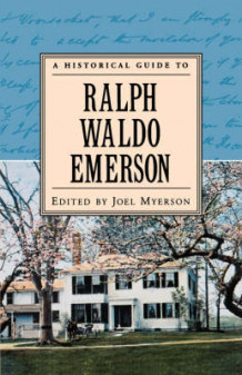 A Historical Guide to Ralph Waldo Emerson (Innbundet)