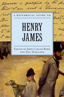 A Historical Guide to Henry James (Innbundet)