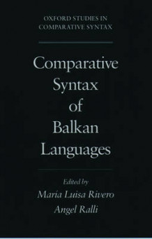 Comparative Syntax of Balkan Languages (Heftet)