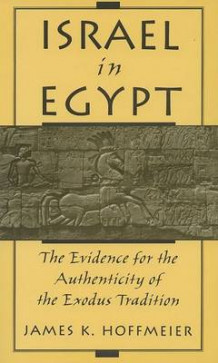 Israel in Egypt av James K. Hoffmeier (Heftet)