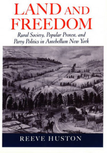 Land and Freedom av Reeve Huston (Innbundet)