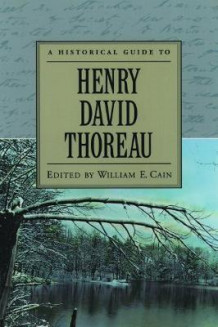 A Historical Guide to Henry David Thoreau (Innbundet)