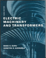 Omslag - Electric Machinery and Transformers