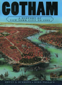 Gotham av Mike Wallace og Edwin G. Burrows (Heftet)