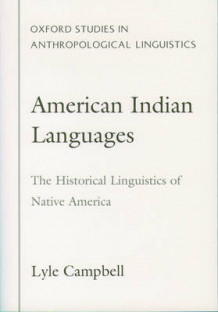 American Indian Languages av Lyle Campbell (Heftet)