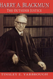 Harry A. Blackmun av Tinsley E. Yarbrough (Innbundet)
