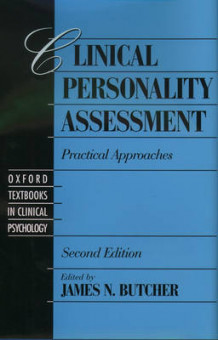 Clinical Personality Assessment (Innbundet)