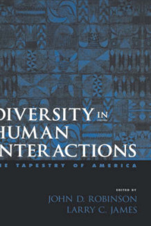 Diversity in Human Interactions (Innbundet)