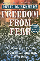 Freedom from Fear av David M. Kennedy (Heftet)