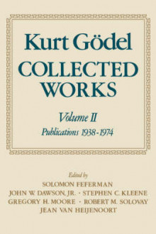 Kurt Godel: Collected Works: Volume 2 av Kurt Godel (Heftet)