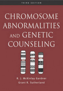 Chromosome Abnormalities and Genetic Counseling av R.J.M. Gardner og Grant R. Sutherland (Innbundet)