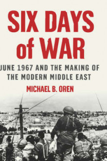 Six Days of War av Michael B. Oren (Innbundet)