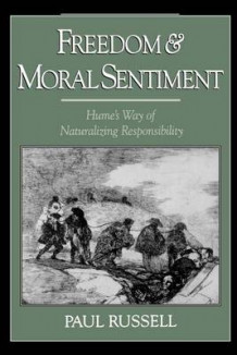 Freedom and Moral Sentiment av Paul Russell (Heftet)