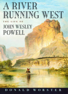 A River Running West av Donald Worster (Heftet)