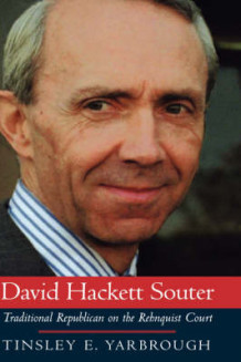 David Hackett Souter av Tinsley E. Yarbrough (Innbundet)