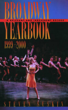 Broadway Yearbook, 1999-2000 1999-2000 av Steven Suskin (Heftet)