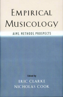 Empirical Musicology (Heftet)