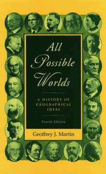All Possible Worlds av Geoffrey J. Martin (Innbundet)