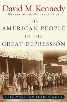 Freedom from Fear: The American People in the Great Depression Part 1 av David M. Kennedy (Heftet)