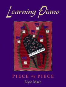 Learning Piano: Includes CD av Elyse Mach (Spiral)
