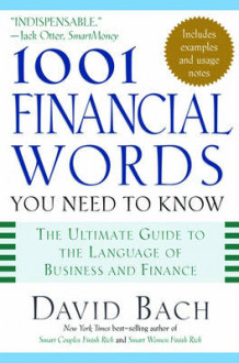 1001 Finance Words You Need to Know (Innbundet)