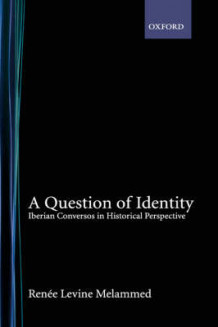 A Question of Identity av Renaee Levine Melammed (Innbundet)