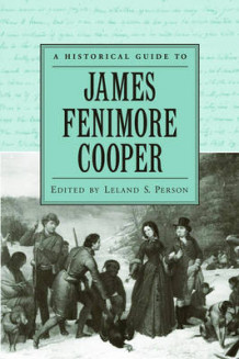 A Historical Guide to James Fenimore Cooper (Heftet)